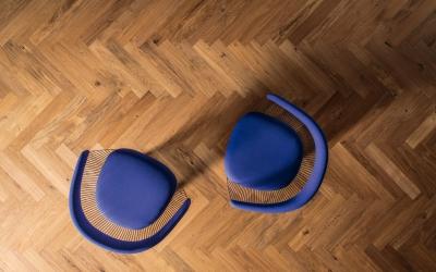parquet atelier Spina Traccia